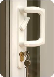 UPVC lock